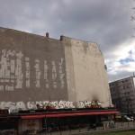 Brandmauer Uhlandstraße